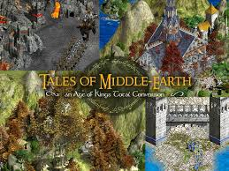 Map Middle Earth Tales Of Middle Earth File Mod Db