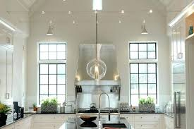 Lighting For Sloped Ceilings Kitchen Lighting For Vaulted Ceilings Kitchen Lighting Vaulted