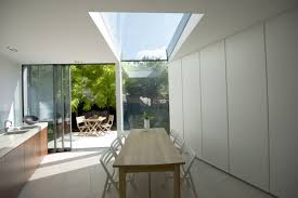 faceted house a modern rear extension to an old london townhouse