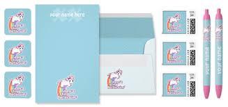 stationary set printable stationery set