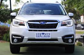 subaru forester awd 2016 subaru forester 2 5i s cvt awd s4 my16 white for sale in