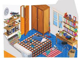 la chambre la description de ma chambre le coin de français