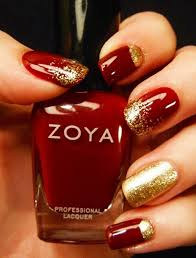 29 glowing golden nail designs for 2014 gold glitter nail polish