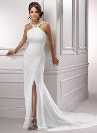 White Wedding Dresses Short White Bridesmaid Dresses Fashionoah Com