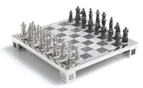 Unique Chess Pieces 28 Coolest Chess Sets That Could Blow Your Mind Walyou