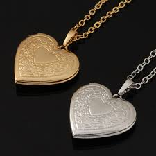 wholesale love necklace images Unique locket necklace women fashion jewelry wholesale platinum jpg