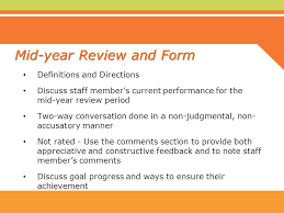 performance review comments classified staff performance appraisal ppt video online download