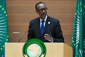 le siege de l ua le rwandais paul kagame à la tête de l union africaine la croix