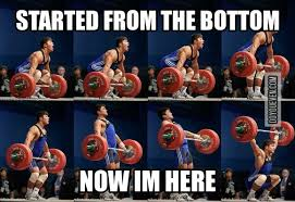 Weight Lifting Memes - snatch into over head squat fitness fighting arts body building
