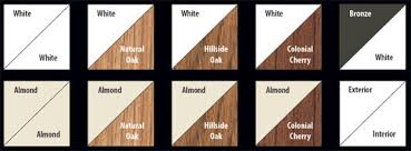 combination colors decorative window options window source of virginia