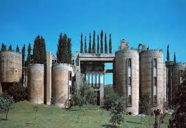 Calvin Seibert Old Cement Factory Turned Into A Home By Ricardo Bofill