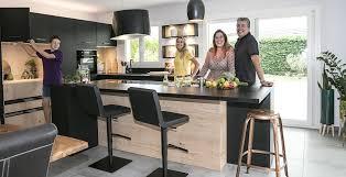 ouvrir sa cuisine et ludovic le bonheur de recevoir dans sa cuisine mobalpa