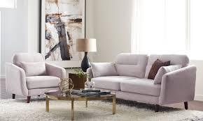 furniture loveseat microfiber gray microfiber couch