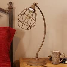 industrial table lamps you u0027ll love wayfair