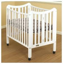 portable crib full size portable crib quickaid memory foam