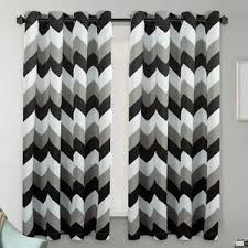 Chevron Pattern Curtain Panels Chevron Pink Curtains U0026 Drapes You U0027ll Love Wayfair