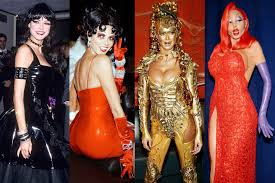 halloween costumnes heidi klum u0027s extraordinary halloween costumes photos vanity fair