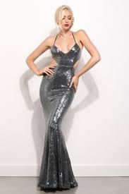 sanae gold sequin embellished dress windsor prom 2017