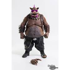 Bebop Rocksteady Halloween Costumes Stock Threezero Teenage Mutant Ninja Turtles Tmnt
