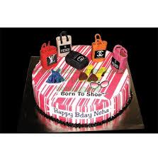 shopping bags cake cosmetic cakes cake express noida cake