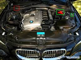bmw 528i battery battery tender connection 5series forums