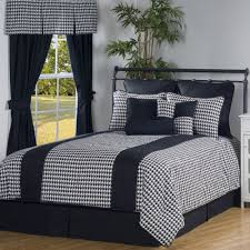Comforter Sets Made In Usa Black U0026 Checkered Bedding For The Home Pinterest Bedrooms