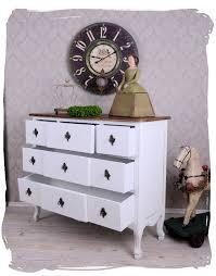 Schlafzimmer Kommode Vintage Kommoden Weis Landhausstil Carprola For