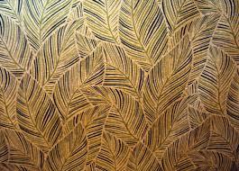 Tropical Upholstery Puia Tropical Botanical Vintage Hawaiian Fabric Hawaiian Palm