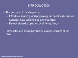 Essentials Of Human Anatomy And Physiology Notes Principles Of Human Anatomy And Physiology 11e1 Chapter 1 An