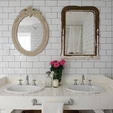 retro bathroom mirrors old fashioned bathroom mirrors gold vintage throughout for