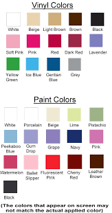 colors u0026 fonts