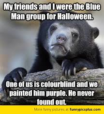 Blind Meme - color blind prank funny pictures