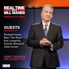 guest list january 27 2017 u2014 real time with bill maher blog