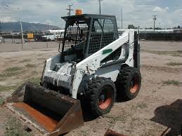 s220 bobcat skid steer loader skidsteer bucket wheel tractor turbo