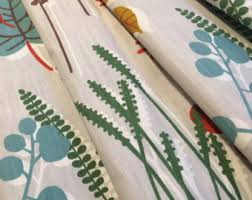 Made To Measure Drapes Floral Curtains Etsy