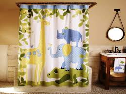 bathroom with shower curtains ideas children shower curtains ideas for bathroom shower