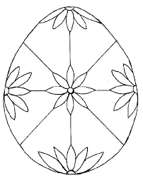 Easter Flower Coloring Pages - 159 best easter color pages images on pinterest coloring sheets