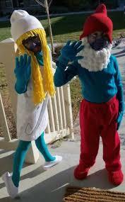 Smurfette Halloween Costume Smurf Costume