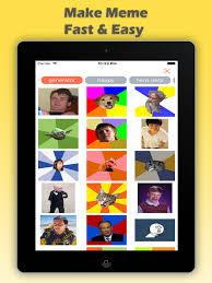 meme generator free meme maker app apps 148apps