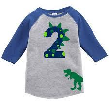 dinosaur birthday age memory dinosaur birthday shirt custom raglan with name on