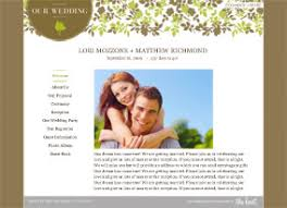 knot wedding website free wedding website builder with your design choice theknot