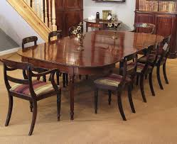 Antique Mahogany Dining Table Wide Dining Table D End Dining - Mahogany kitchen table