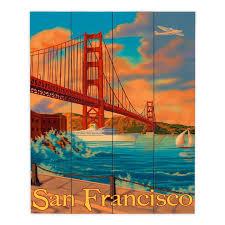 dianochedesigns san francisco golden gate bridge iii by lantern