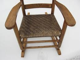 Rocking Chair Seat Repair Maine Antique Chair Repair Chair Inventory