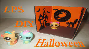 diy miniature halloween set how to make a halloween set como