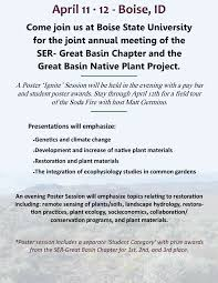 native plant source gbnpp u0026 ser gbc 2016 annual meeting u2014 the great basin native plant