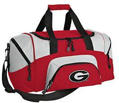 Georgia traveling bags images Georgia bulldogs duffle bag jpg
