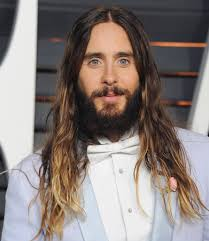 jared leto u0027s hair popsugar beauty australia