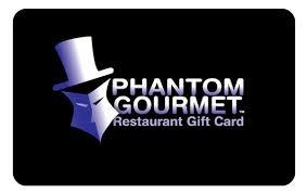 e gift cards restaurants the phantom gourmet restaurant egift card swipeit custom