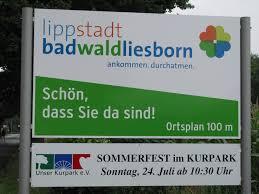 Bad Waldliesborn Bad Waldliesborn Nachrichten